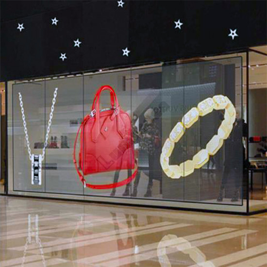 P10.42-10.42 Transparent LED Screen